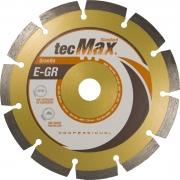 Disco Diamantado Tecmax E-GR