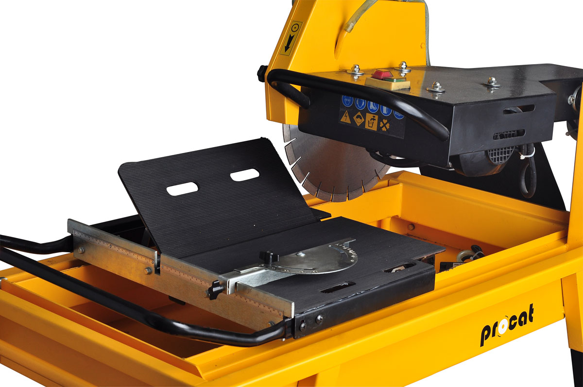 M�quina cortadora / Sierra Alba�ileria Procat SA600 - 14