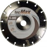 Disco Diamantado Tecmax S-MB